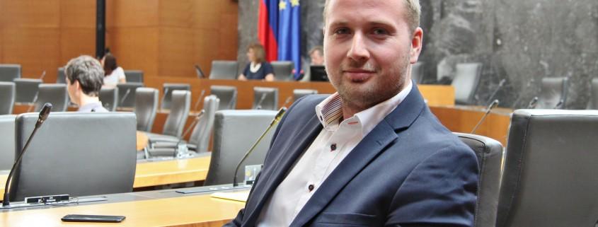 Jan Škoberne - namestnik vodje PS SD
