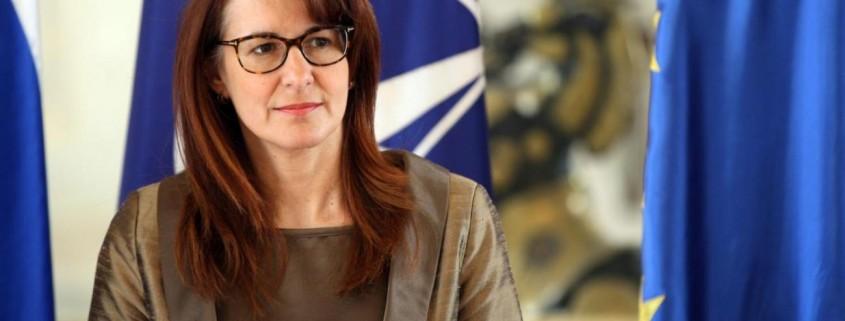 Ministrica Andreja Katič