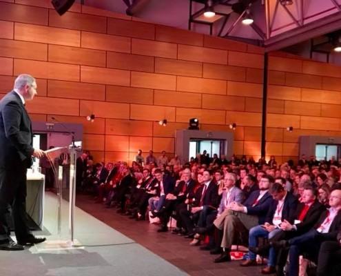 Židan na konvenciji SDP Hrvatske 2