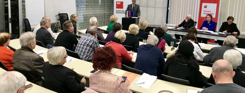 Konferenca Foruma starejših SD