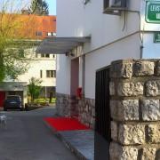 Sedež SD v Ljubljani