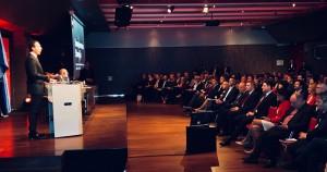 Christian Kern na programski konferenci SD