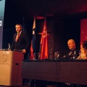 Židan na programski konferenci SD