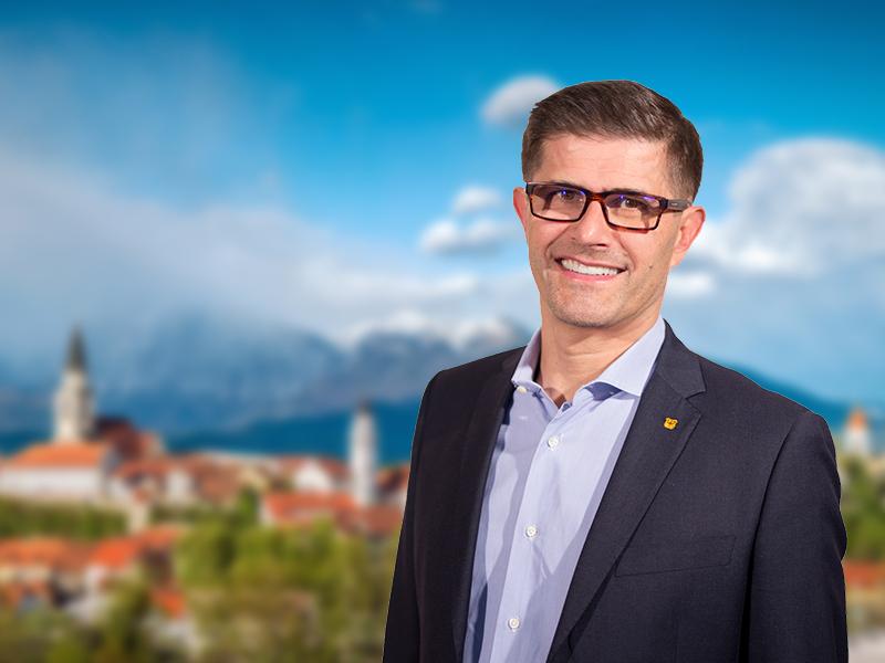 Kandidat SD za župana Kranja Matjaž Rakovec želi povečati število delovnih  mest 7ce2bedb59