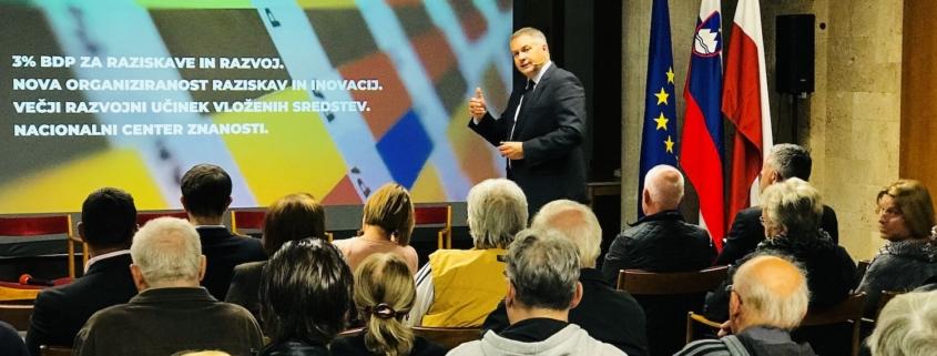 Zbor socialne demokracije v Kranju