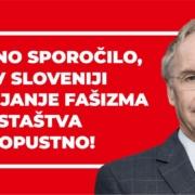 Interpelacija zoper ministra za notranje zadeve Aleša Hojsa