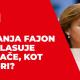 SamoDejstva: Ali Tanja Fajon res glasuje drugače, kot govori?