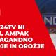 SamoDejstva: Nova24TV ni medij, ampak propagandno orodje in orožje