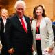 Antonio Costa in Tanja Fajon februarja 2019 v Madridu na kongresu PES.