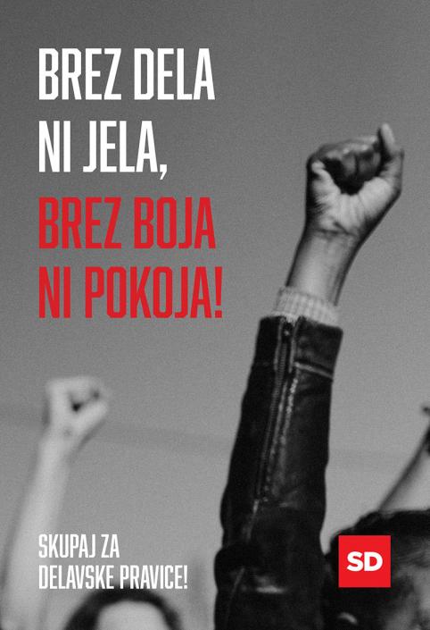 Za prihodnost dela: Maja Kotar